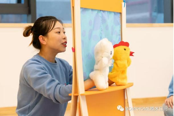 【培训】因爱同行  MOMYHOME日托第四期婴幼师培训完美收官!