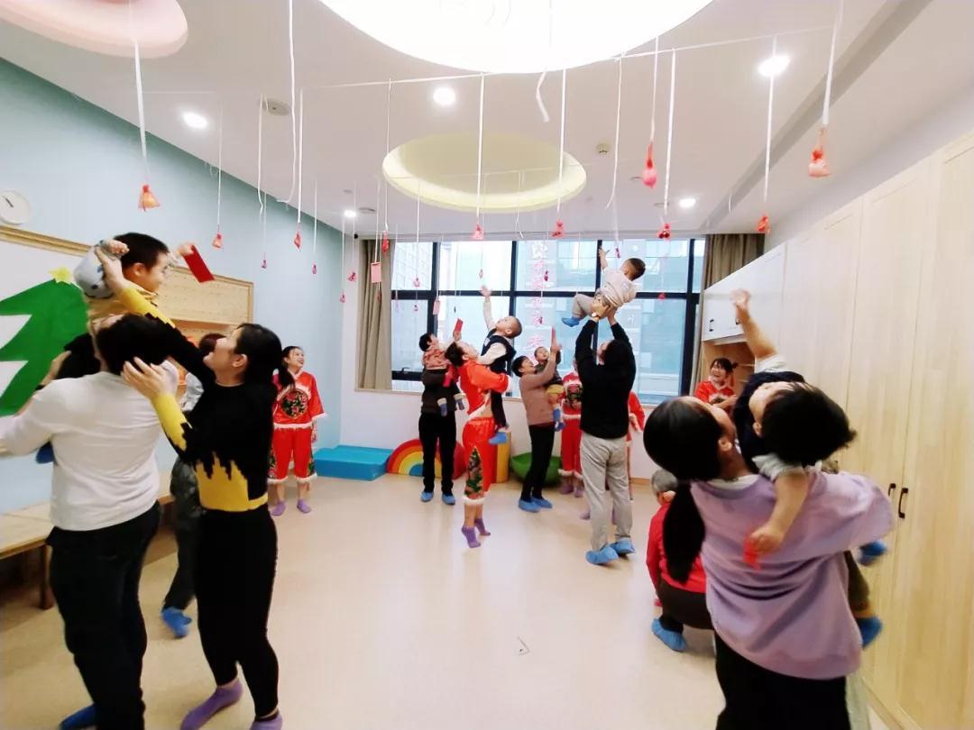 【活動】新年新氣象,萌寶迎新年 | MOMYHOME日托西安中心元旦活動精彩回顧